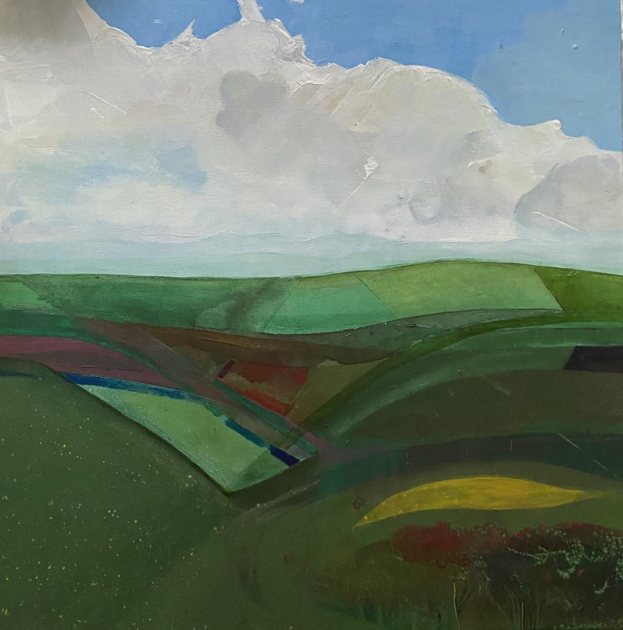 The Unfolding Landscape