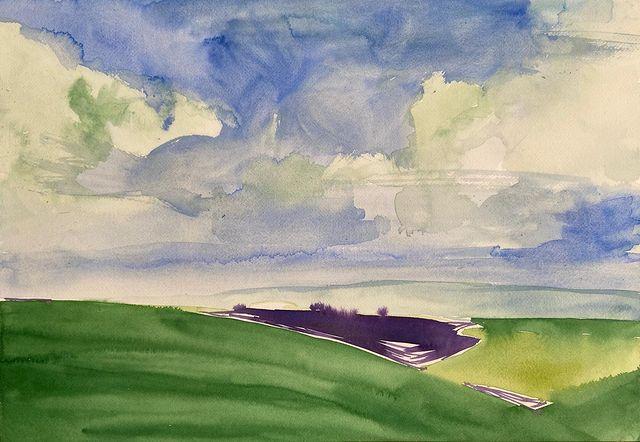 The Violet Estuary
